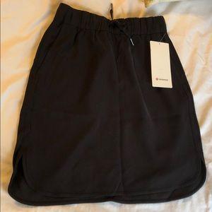 Lululemon skirt - unlined
